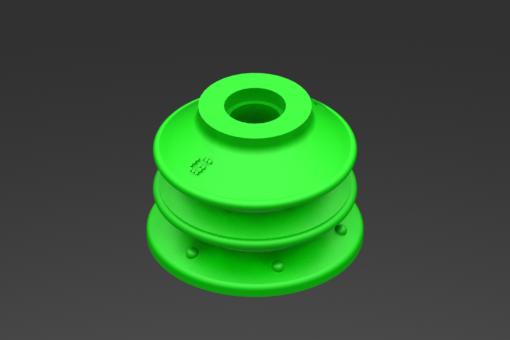 Изображение Присоска VG.GX20P, полиуретан, твердость 50 по Шору - 2020000