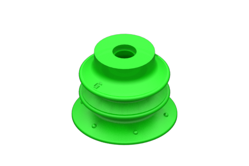 Picture of VG.GX25P suction cup, polyurethane, 50 Shore, with internal filter - 2520000