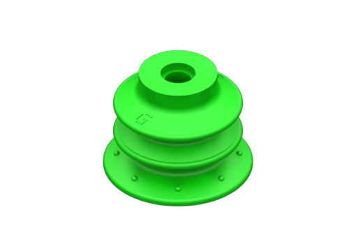 Picture of VG.GX35P suction cup, polyurethane, 50 Shore, with internal filter - 3520000