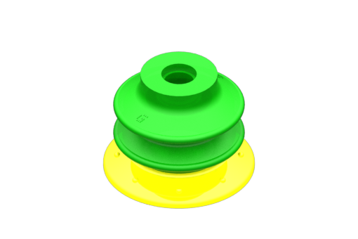 Picture of VG.GX52P suction cup, polyurethane, 30/60 Shore, with internal filter - 5210000