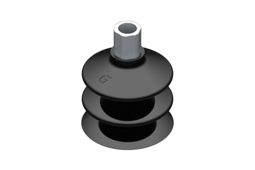 Picture of VG.LB42 suction cup, NBR, 50 Shore, G1/8″ female, 12 mm hex - 2321886