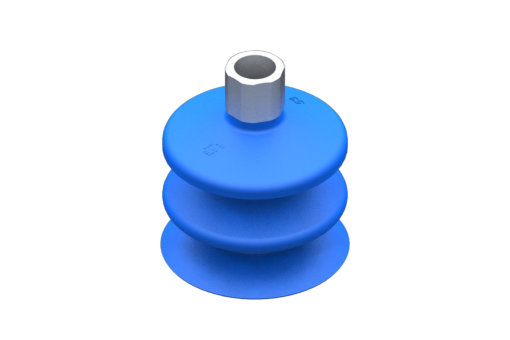 Picture of VG.LB53 suction cup, HNBR, 60 Shore, G1/4″ female, 16 mm hex - 2321912