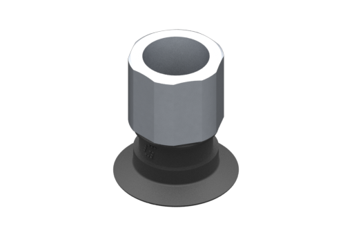 Picture of VG.U22 suction cup, EPDM, 50 Shore, G1/4″ female, 16 mm hex - 2321487