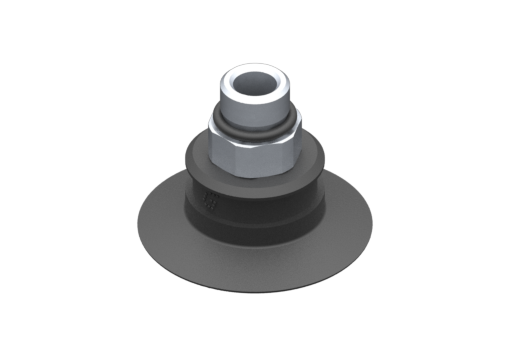 Picture of VG.U33 suction cup, EPDM, 50 Shore, G1/8″ male, 12 mm hex - 2321498