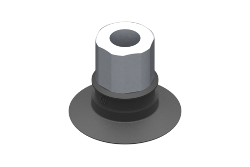 Picture of VG.U33 suction cup, EPDM, 50 Shore, G1/8″ female, 16 mm hex - 2321499
