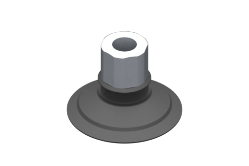 Picture of VG.U42 suction cup, EPDM, 50 Shore, G1/8″ female, 16 mm hex - 2321513