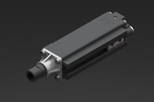 Imagen de Actuador lineal de depresión, G1/8, asiento para sensor de vacío - 9900044