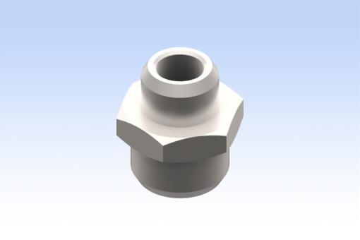 Image sur Mamelon de réduction cylindrique G1/4, G3/8 (10 pièces) - RG.0203000017WNB