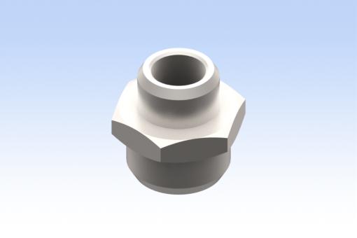 Image sur Mamelon de réduction cylindrique G3/8, G1/2 (10 pièces) - RG.020300001ACNB
