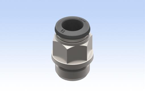 Picture of Párhuzamos egyenes külső menetes, csőátmérő 10 mm, G3/8 (10 darab) - RG.5002000N09