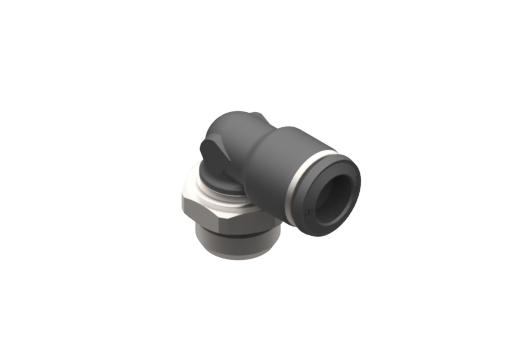 Picture of Adjustable elbow adapter, male G3/8, tube diameter 10 mm (10 pieces) - RG.5511600022