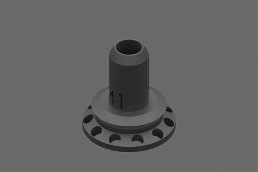 Einsatz für Flowpack für VG.LPG, Größe 41 mm - 2322148