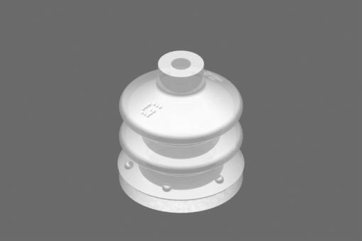 Přísavka VG.LB22 ze silikonu odpovídajícího FDA, 50 Shore, s kroužkem ze silikonové pěny odpovídající FDA - 0221751