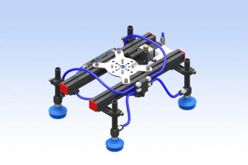 Komplet za TM robota za podizanje težina pomoću vakuuma - KIT-TM-V