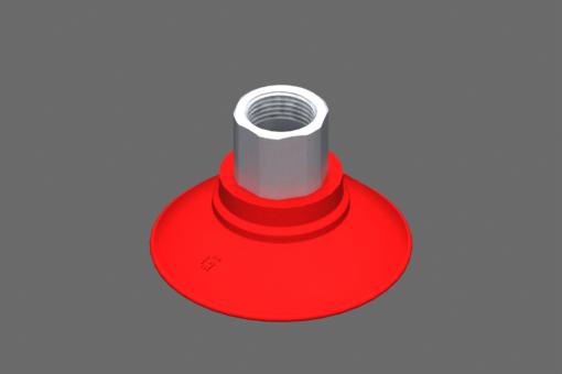 Suction cup VG.MF45 Polyurethane 40 Shore, G1/4 Femmina - 2322203