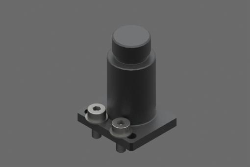 Držák pro připojení pneumatického uchopovače SGP-16S - MFI-A502