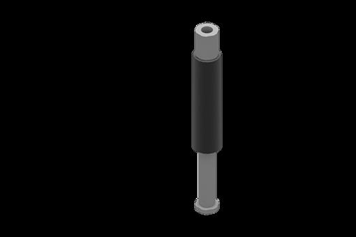 Odpružený držák s aretací Ø20, zdvih 50mm , závit pro připojení 1/8 - VSR2050H